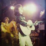 George Harrison with Zemaitis 6-String Acoustic