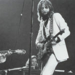 Ronnie Wood and Eric Clapton