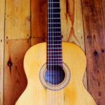 Zemaitis Flamenco Guitar - Tony's own guitar made to celebrate Zemaitis Guitars 40th Anniversary